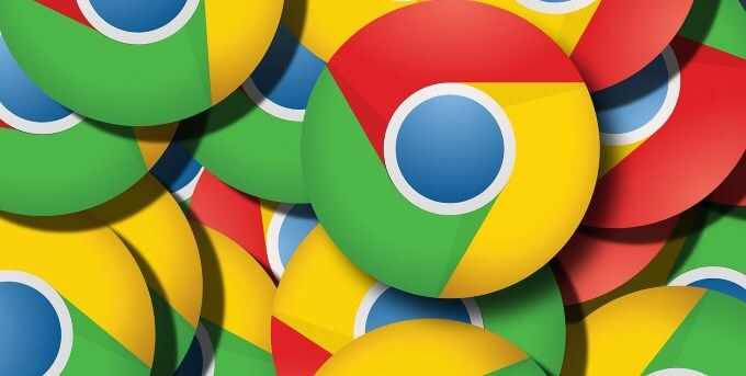 Navegador Chrome do Google