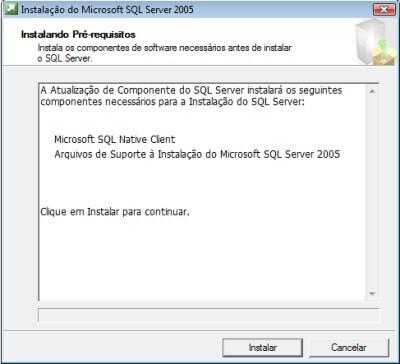 Instalando o SQL Server Express Edition
