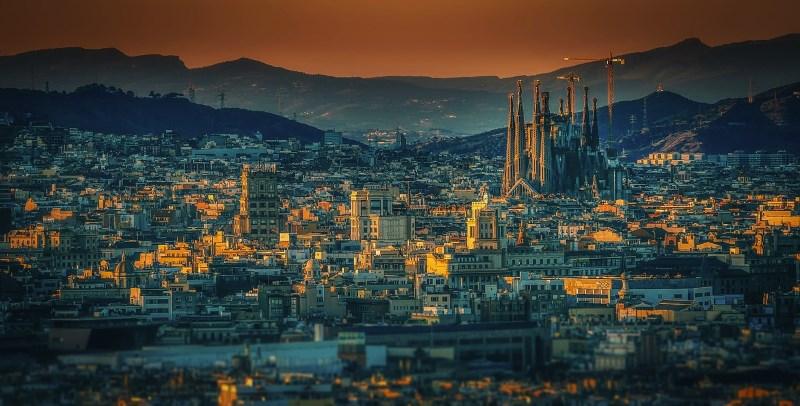 Barcelona noturno