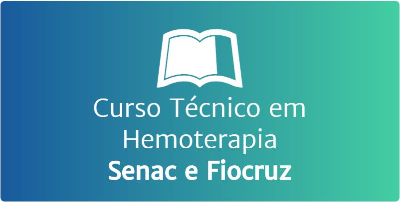 Curso Técnico em Hemoterapia