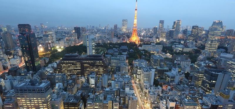 Paris a noite