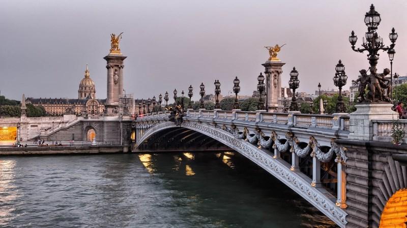 Rio Sena Paris