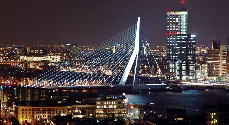 Rotterdam Holanda