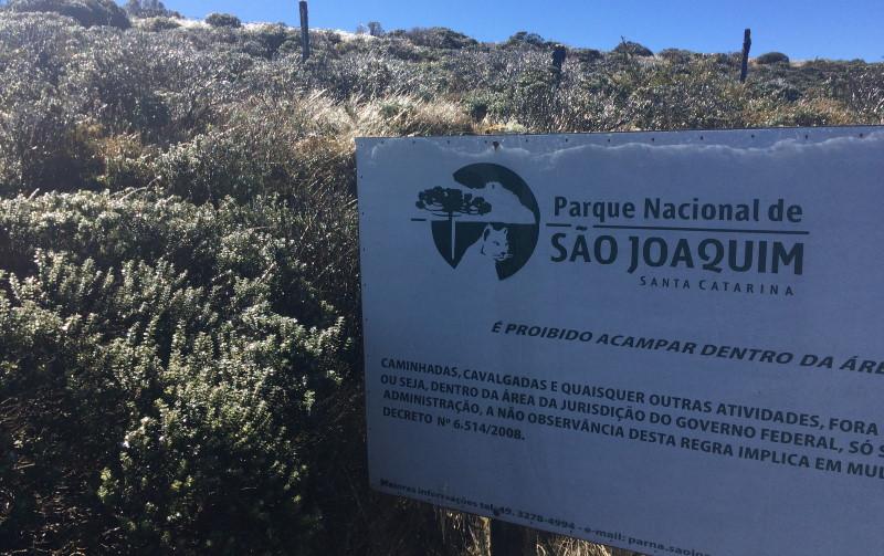 Parque Nacional de São Joaquim
